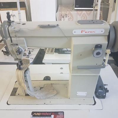 Máquina de Costura Transporte Simples 01 Agulha Fenix FX-920 + BRINDES ESPECIAIS (ESCOLHA DO CLIENTE)