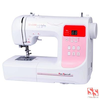 Máquina de Costura Doméstica Sun Special SS-2580