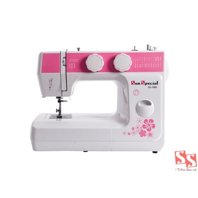 Máquina de Costura Doméstica Sun Special Sun Lady Pink