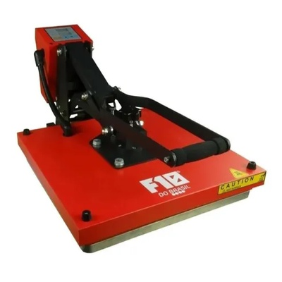 Prensa Térmica Plana + Kit de Teste - 40x50cm - F10 do Brasil 220v