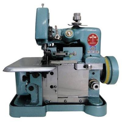 Máquina de Costura Semi Industrial Overlock Portátil Fox GN1 -6D + BRINDES ESPECIAIS (ESCOLHA DO CLIENTE)