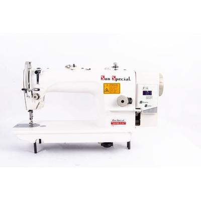 Máquina de Costura Industrial Reta Direct Drive com Control Box Acoplado ao Cabeçote + Brindes Especiais