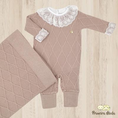 Saída De Maternidade Luana Rose - 1401 - Primeira Moda