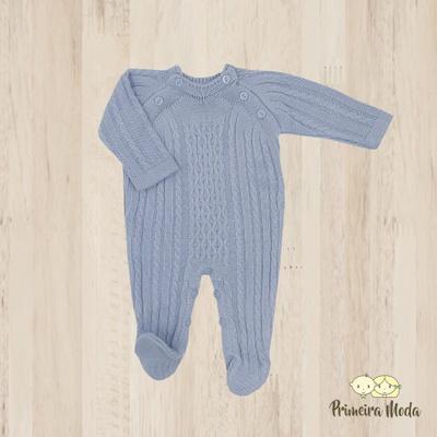 Macacão Thomas Azul - 1149 - Primeira Moda