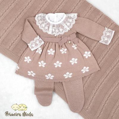 Saída De Maternidade Sophia - 1037 - Primeira Moda