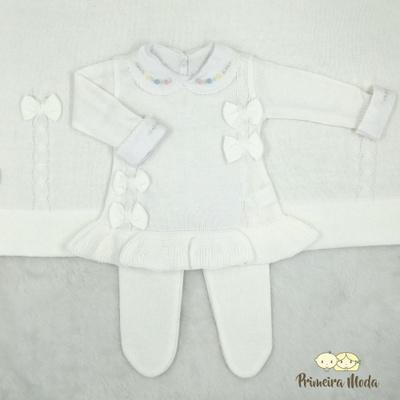 Saída De Maternidade Carol Branco - 1239 - Primeira Moda