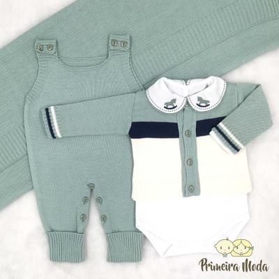 Saída De Maternidade José - 1163 - Primeira Moda