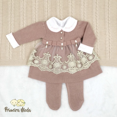 Saída De Maternidade Alicia Rose - 1280 - Primeira Moda