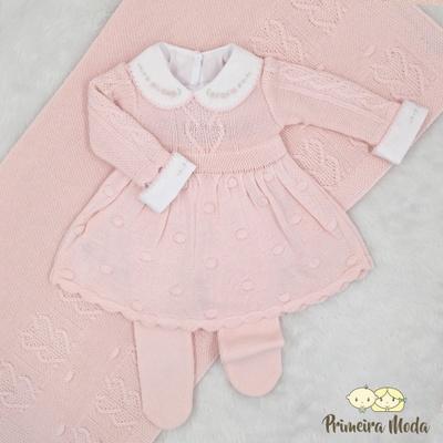 Saída De Maternidade Antonela - 1078 - Primeira Moda