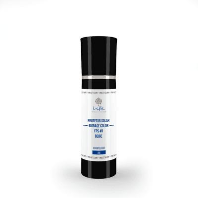 Protetor Solar Biobase Color Fps 45 - COR BEIGE