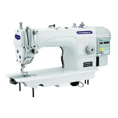 Máquina de Costura Reta Eletrônica Direct Drive Lanmax LM-129-M-D4ALLIN
