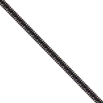Tira de Strass Espelhada 0,7mm - JET