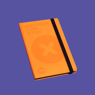 Sketch Book Ps - sketch-ps-laranja - Shop Pixel Show
