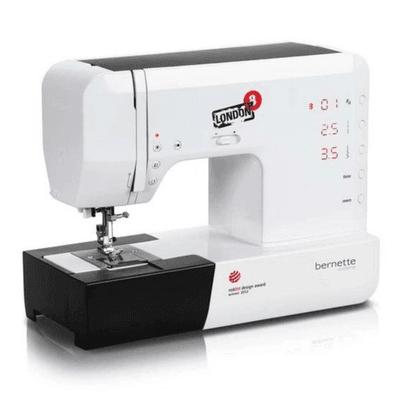 Máquina de Costura Doméstica Bernina London 8 (PÓS VENDA VIRTUAL)