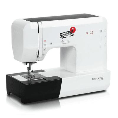 Máquina de Costura Doméstica Bernina London 7 (PÓS VENDA VIRTUAL)