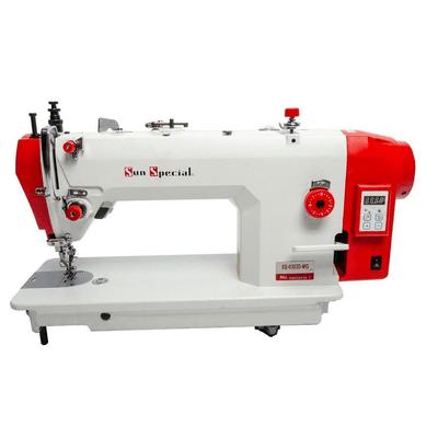 Máquina de Costura Reta Transporte Duplo Sun Special Motor Direct Drive SS0303D-MQ - 220 V
