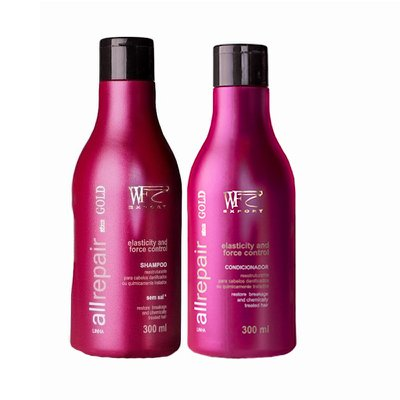 Kit Shampoo+Condicionador WF All Repair 300ml