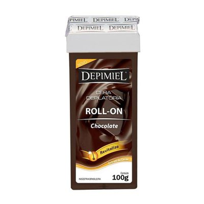 Cera Depimiel Roll-On Chocolate 100g