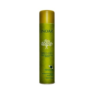 Spray Secante Esmalte Inoar Argan 400ml