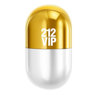 Perfume 212 Vip New York Pills Feminino 20ml Carolina Herrera EDT