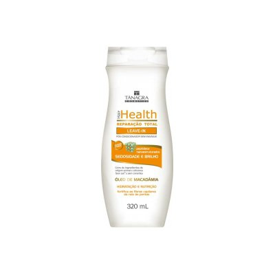 Leave-in Tânagra Hair Health Óleo de Macadâmia 320ml