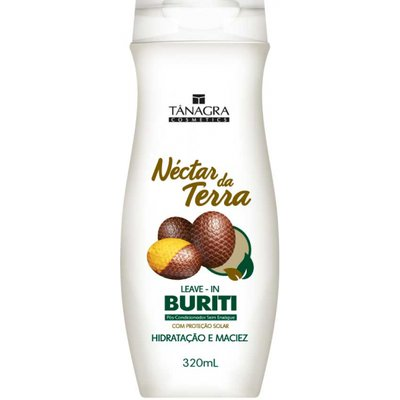 Leave-in Tânagra Néctar da Terra Buriti 320ml