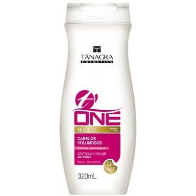 Shampoo Redutor de Volume Tânagra T-One 320ml