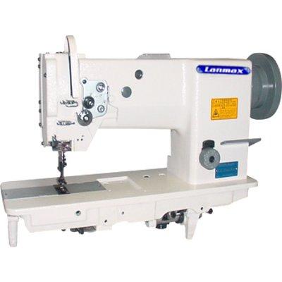 Máquina De Costura Pespontadeira Transporte Triplo Lanmax Lm20618 2