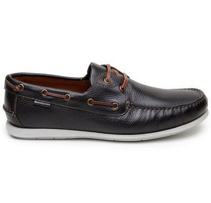 Sapato Casual Masculino Sider CNS 19551 Café - CNS