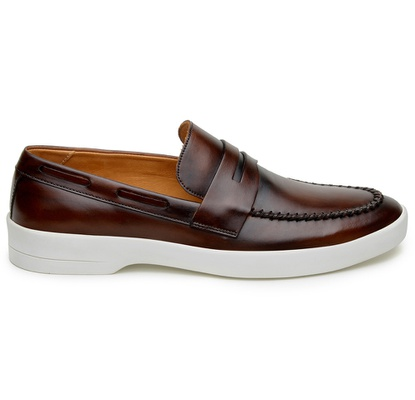Sapato Casual Masculino Mocassim CNS Prado 01 Made... - CNS