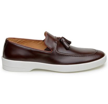 Sapato Casual Masculino Mocassim CNS Prado 02 Tost... - CNS