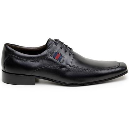 Sapato Social Masculino Derby CNS 57033 Preto - CNS