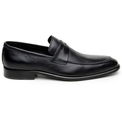 Sapato Social Masculino Loafer CNS 13103 Preto - CNS