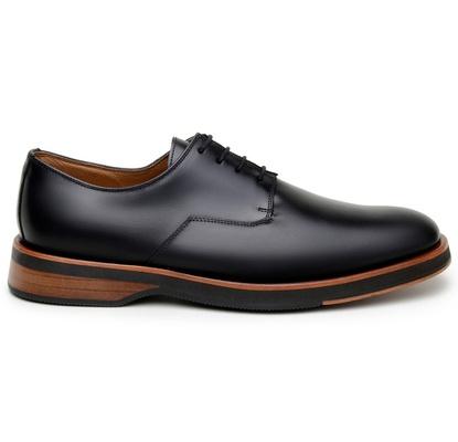 Sapato Casual Masculino Derby CNS 415005 Preto - CNS