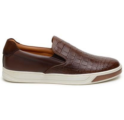Sapato Casual Masculino Loafer CNS 406015 Moca - CNS