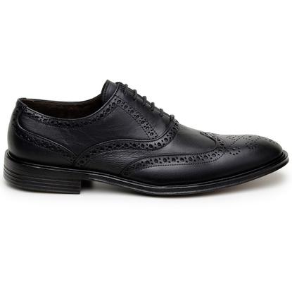 Sapato Social Masculino Oxford CNS Brogue 188031 P... - CNS
