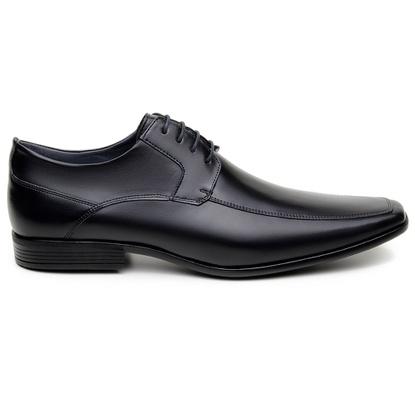 Sapato Social Masculino Derby CNS 1001 Preto - CNS