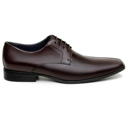 Sapato Social Masculino Derby CNS 2701 Café - CNS