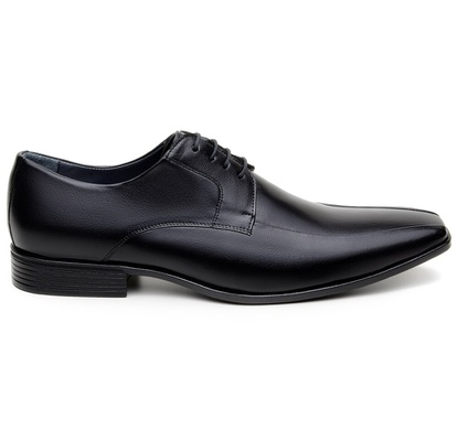 Sapato Social Masculino Derby CNS 2701 Preto - CNS