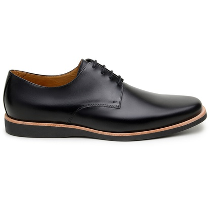 Sapato Casual Masculino Derby CNS Yesterday 07 Pre... - CNS