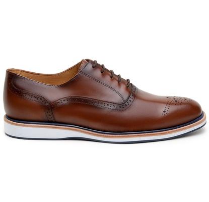 Sapato Casual Masculino Oxford CNS Oggi 13 Damasco - CNS