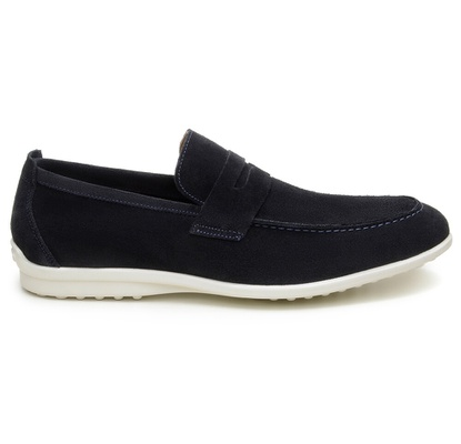 Sapato Casual Masculino Loafer CNS 50911 Marinho - CNS