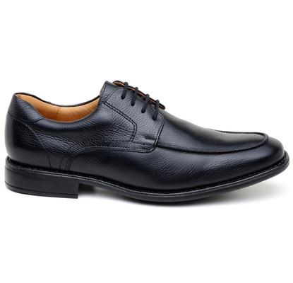 Sapato Casual Masculino Derby CNS 14021 Preto - CNS