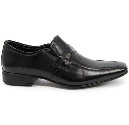 Sapato Social Masculino CNS 40055 Preto - CNS