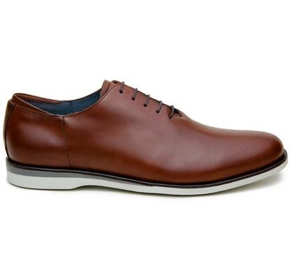 Sapato Casual Masculino Wholecut CNS 163090 Conhaq... - CNS