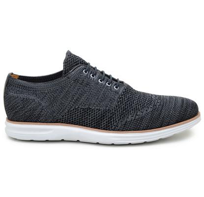 Sapato Casual Masculino Oxford CNS Teartec 06 Pret - CNS
