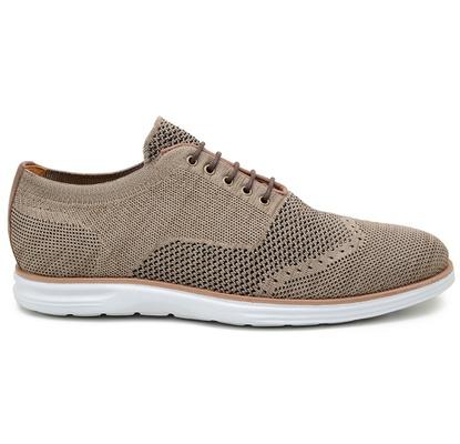 Sapato Casual Masculino Oxford CNS Teartec 06 Bron... - CNS