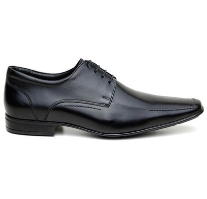 Sapato Social Masculino Derby CNS 77950 Preto - CNS