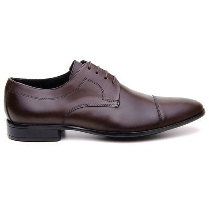 Sapato Social Masculino Derby CNS 192010 Moss - CNS