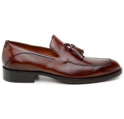 Sapato Social Masculino Mocassim CNS Donald 31 Whi... - CNS